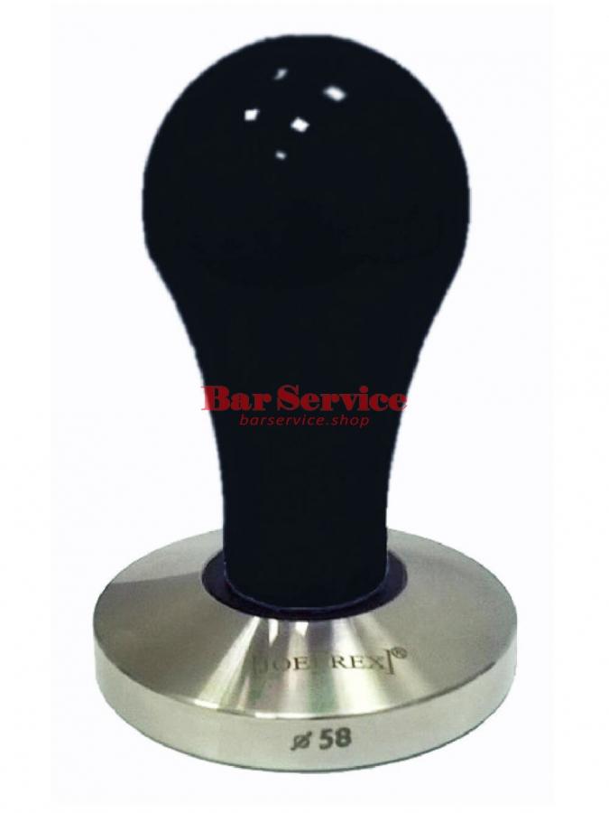 Темпер JoeFrex D58 Pop черный плоский сталь в Калининграде