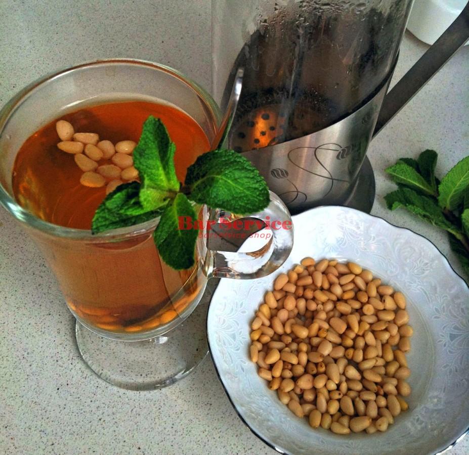 Чай порционный Сбитень кедровый с мятой в Калининграде